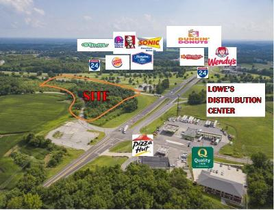 Commercial For Sale: Hwy 49/Joe Dowlen Road.