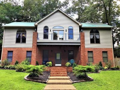 Single Family Home For Sale: 804 Forest Hills Dr.