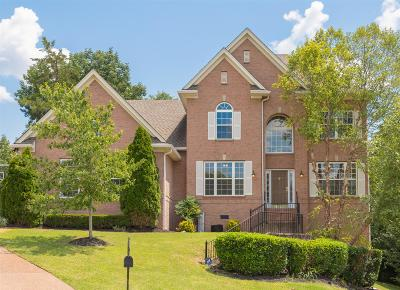 Brentwood  Single Family Home For Sale: 412 Enclave Ct