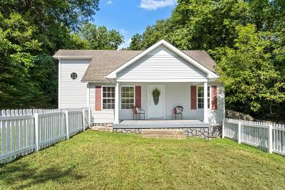Clarksville Single Family Home Active Under Contract: 213 Cave Street