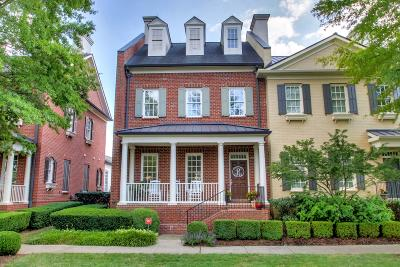 Westhaven Single Family Home Active Under Contract: 1011 State Blvd