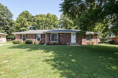 Hendersonville Single Family Home For Sale: 116 Connie Dr