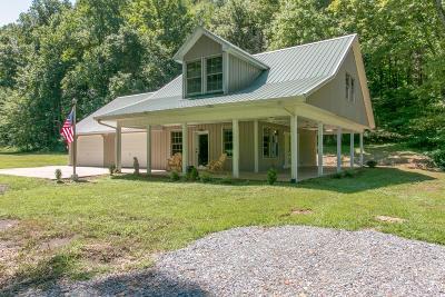 Dover Single Family Home Active Under Contract: 321 Hidden Valley Rd