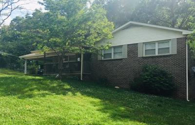 Cookeville Single Family Home Active Under Contract: 1730 Bunker Hill Rd