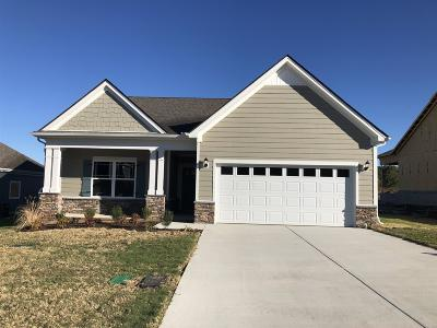 Fairview Single Family Home For Sale: 1081 Brayden Drive Lot 65