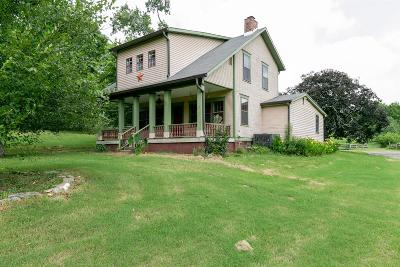 Thompsons Station Single Family Home For Sale: 2690 Thompson Station Rd E
