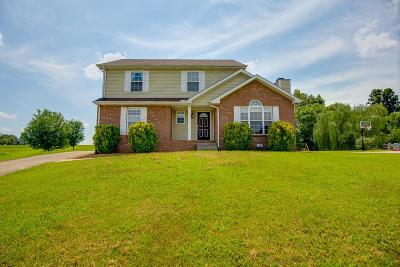 Pleasant View TN Single Family Home Active Under Contract: $247,900
