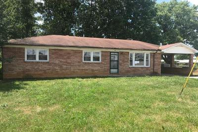 Sparta Single Family Home For Sale: 381 N Spring St