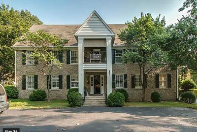 Belle Meade Condo/Townhouse For Sale: 4402 Harding Pl Apt 2