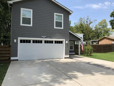 Murfreesboro Single Family Home For Sale: 611 N Academy St