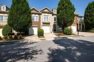Thompsons Station Condo/Townhouse For Sale: 1552 Hampshire Place