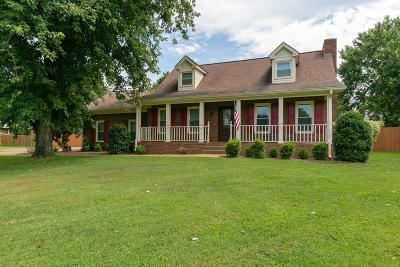 Gallatin Single Family Home For Sale: 1012 Brookwood Dr
