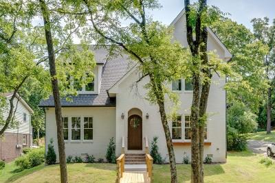 Nashville Single Family Home For Sale: 2008 Natchez Trace