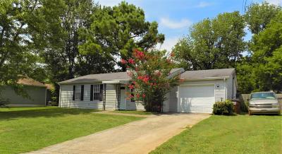 Madison Single Family Home For Sale: 257 Warrior Rd