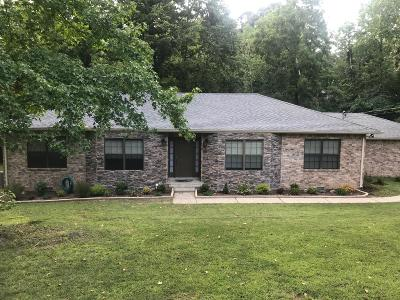 Kingston Springs Single Family Home Active Under Contract: 219 E Kingston Springs Rd