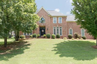 Old Hickory Single Family Home Active Under Contract: 819 Overhills Dr