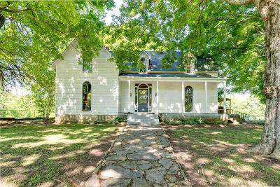 Culleoka Single Family Home For Sale: 2460 Graham Rd