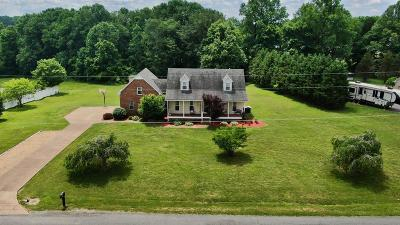 Single Family Home For Sale: 380 Ranch Rd