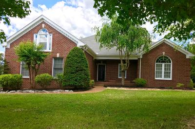 Thompsons Station Single Family Home For Sale: 2749 New Port Royal Rd