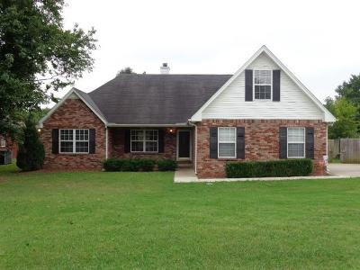 Rutherford County Rental For Rent: 446 Compton Road