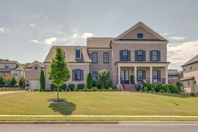 Brentwood  Single Family Home For Sale: 1855 Longmoore Ln