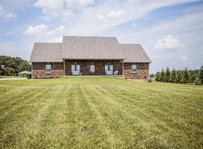 Robertson County Single Family Home Active Under Contract: 14820 Owens Chapel Rd
