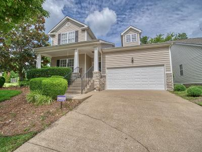Nashville Single Family Home Active Under Contract: 1901 Deep Woods Trl