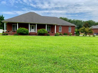 Winchester Single Family Home Active Under Contract: 185 Country Estates Dr