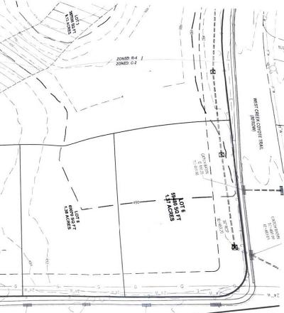 Clarksville Residential Lots & Land For Sale: Peachers Mill Rd