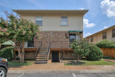 Green Hills Condo/Townhouse Active Under Contract: 2116 Hobbs Rd Apt H1 #H1