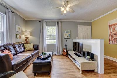 East Nashville Single Family Home For Sale: 2507 Flamingo Dr