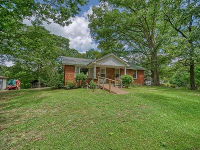 Kingston Springs Single Family Home For Sale: 1251 Butterworth Rd