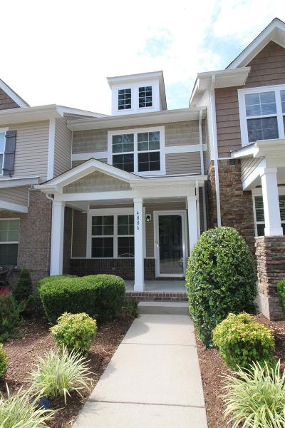 Hermitage Condo/Townhouse For Sale: 4006 Hoggett Ford Rd