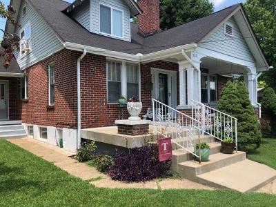 Dickson Single Family Home For Sale: 520 Church St