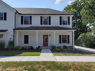 Franklin Single Family Home For Sale: 117 Rucker Ave