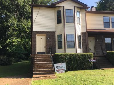 Nashville Single Family Home Active Under Contract: 3246 Priest Woods Dr