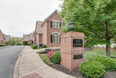 Franklin Single Family Home For Sale: 102 Brilliantine Cir
