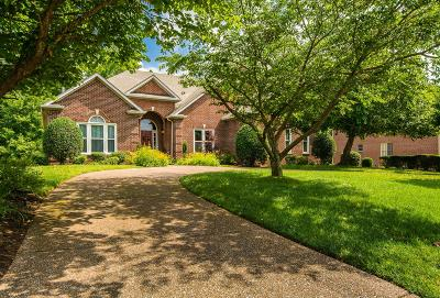 Franklin Single Family Home Active Under Contract: 230 Temple Crest Trl
