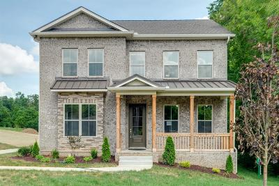 Mount Juliet TN Single Family Home For Sale: $514,900
