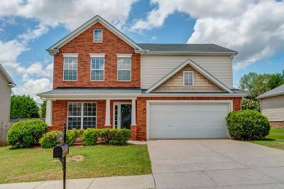 Spring Hill  Single Family Home For Sale: 1716 Emma Cir