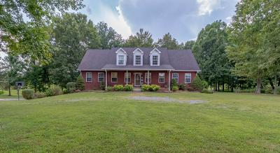 Robertson County Single Family Home For Sale: 3720 Turns Rd