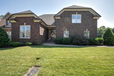 Hermitage Single Family Home For Sale: 2008 Raven Dr