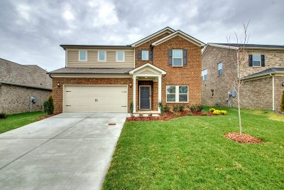 Goodlettsville Single Family Home For Sale: 490 Fall Creek Circle