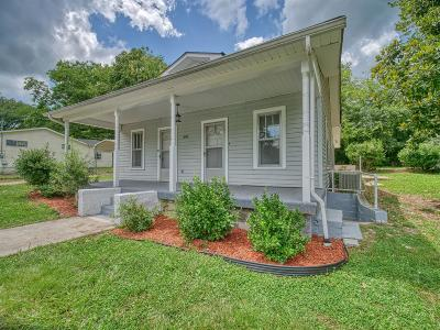 Maury County Single Family Home Active Under Contract: 1010 Bridge St