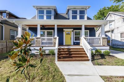 East Nashville Single Family Home For Sale: 1011 Sharpe Ave