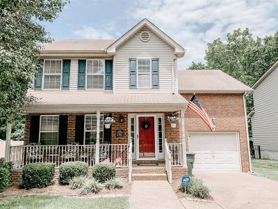 Hermitage Single Family Home Active Under Contract: 1016 Brookside Woods Blvd.