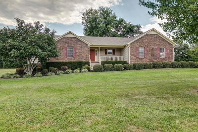 Spring Hill  Single Family Home For Sale: 1034 Patriot Dr