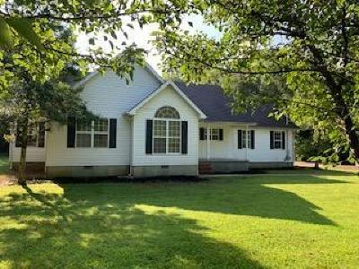 Cowan Single Family Home Active Under Contract: 365 Bookout Ln