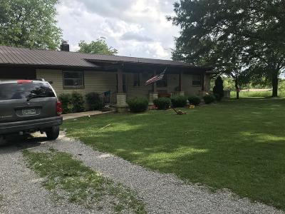 Cookeville Single Family Home For Sale: 5070 Buffalo Valley Rd