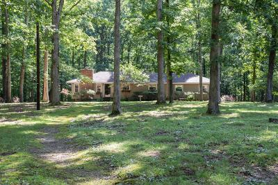 Fairview Single Family Home Active Under Contract: 7101 Crystal Springs Road